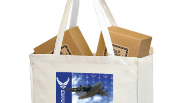 Bamboo Shopping Bags: EB16612EV