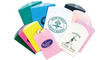 Gourmet Food & Cookie Paper Merchandise Bags