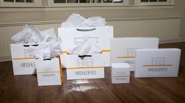 Custom Packaging: Hirshleifers Bags & Boxes