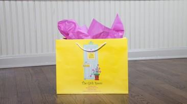 Custom Packaging: The Girls Room