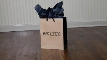 Custom Packaging: ETC / Hirshleifers