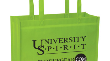 Laminated Gloss Designer Totes & Grocery Bags: ELN16612
