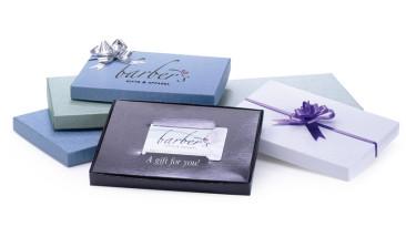 Large Gift Card Box