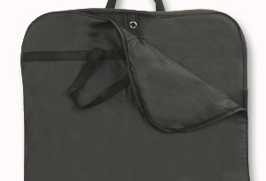 Zipper Garment Bag: Ultra Peva