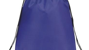 Drawstring Backpack: E3500 Royal Blue