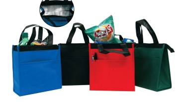 Insulated Tote: Hot / Cold Insulated Totes: ECT101