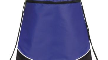 Drawstring Backpacks, Pocket Backpack: EDS102RB