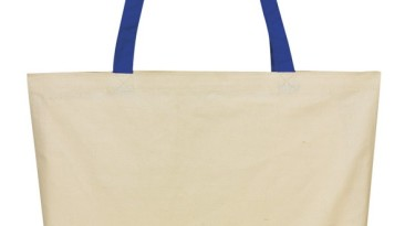 Cotton Tote Bag: EST1217RB