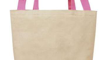 Cotton Tote Bag:  ET1220PK