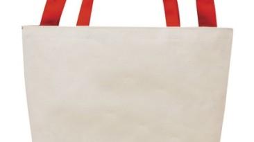 Cotton Tote Bag: ET1220RD