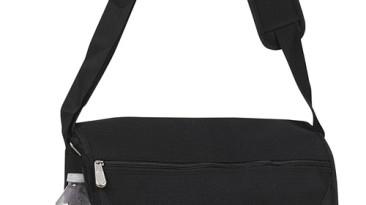 Messenger Bag: 600 Denier EZBC032002BK