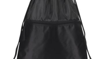 Drawstring Backpacks: EZBP041007BK