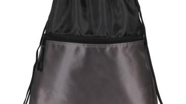 Drawstring Backpacks: EZBP041007SV
