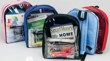 Backpacks & Security Bags: EBP601