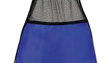 Mesh Drawstring Backpacks: EDS1221RB