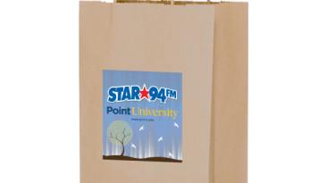 Paper Shopping Bags: Natural Kraft