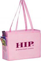 Non Woven Cancer Awareness Bag: EAW16612