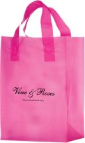 Soft Loop Cancer Awareness Bag: EAW8410