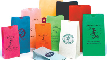 Popcorn & Lunch Bags