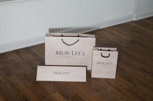 Custom Packaging: Mur Lee's