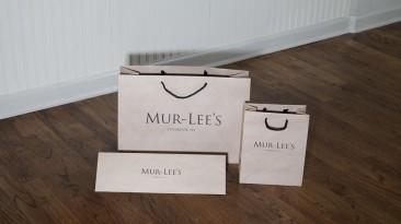 Custom Packaging: Mur Lee's