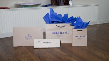 Custom Packaging: Beltrami