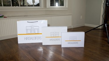 Custom Packaging: Hirshleifers