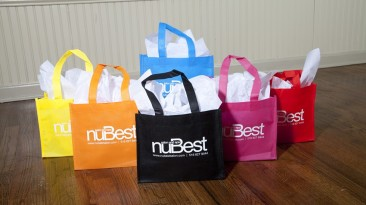 Custom Packaging: Nubest Non-Woven Bags