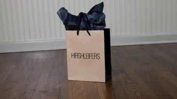 Custom Packaging: ETC / Hirshleifers