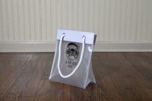 Custom Packaging: PVC Rope Handle Shopping Bag