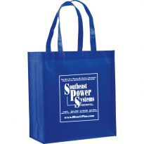 Laminated Gloss Designer Totes & Grocery Bags: ELN12813