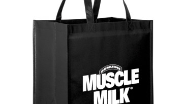 Laminated Gloss Designer Totes & Grocery Bags: ELN131015