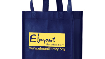 Laminated Gloss Designer Totes & Grocery Bags: ELN8410