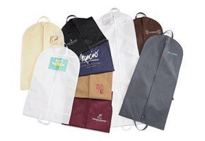 Non Woven Zipper Garment Bags
