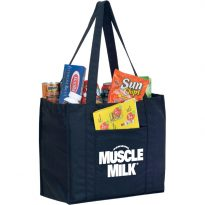 Recycled P.E.T. Grocery Bags: ERPET12813