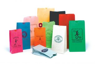 SOS Lunch Bags: Color Bags