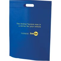 Non Woven Die Cut Handle Shopping Bag: ESRB13513