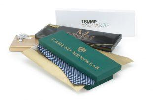 Set-Up Rigid Tie Box