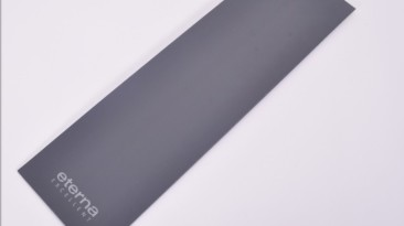 Custom Tie Bag / Folder: Eterna