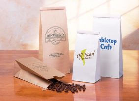 Tin Tie & Coffee Bags