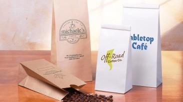 Tin Tie & Coffee Bags