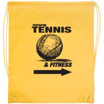 Non Woven Backpack: EY2KB1620YELLOW