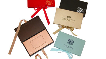 Gift Certificate Box: Platform Gift Certificate Boxes