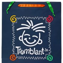 Custom Paper European Rope Handle Shopping Bag: Tremblant