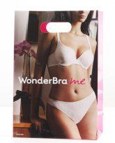 Custom Printed Plastic Bags: Wonder Bra