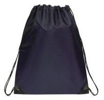 Drawstring Backpack: E3500 Navy Blue
