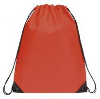 Drawstring Backpack: E3500 Red