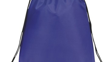 Drawstring Backpack: E3500 Royal Blue