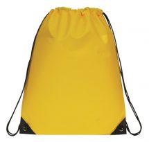 Drawstring Backpack: E3500 Yellow