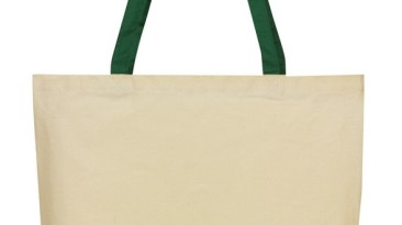 Cotton Tote Bag: EST1217GR
